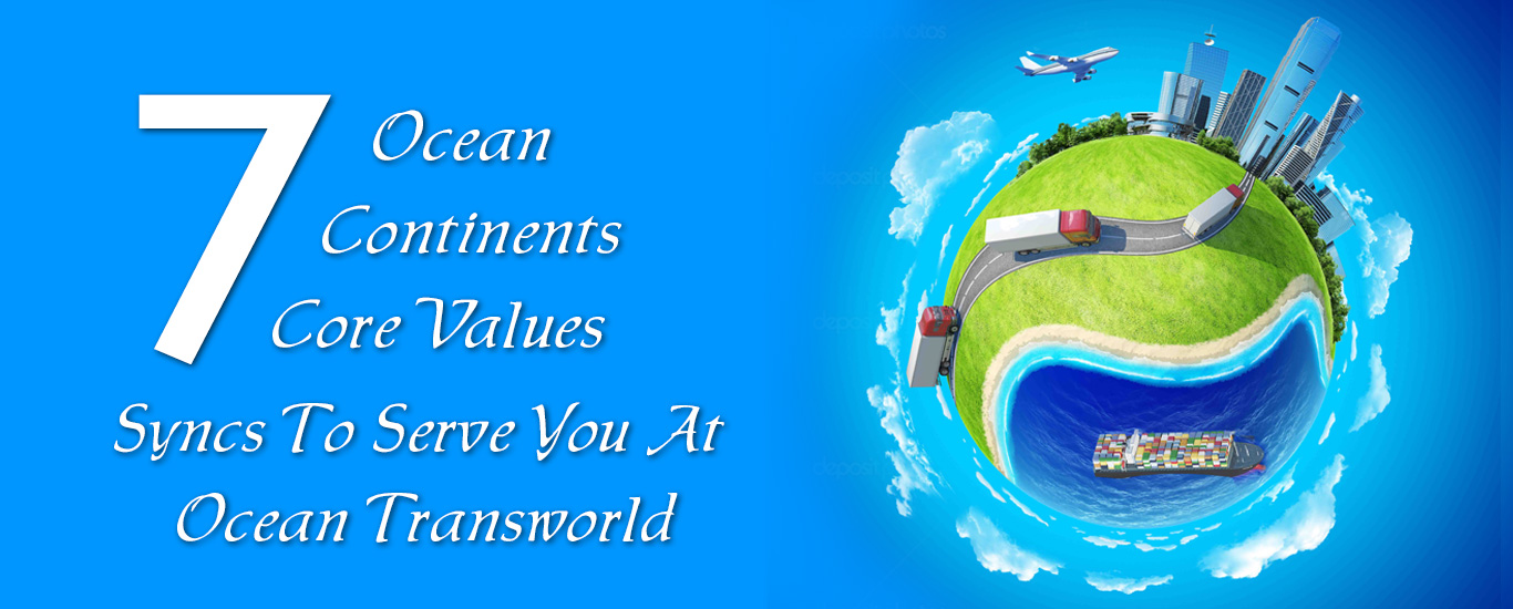Logistics & freight forwarding company in Mumbai : Ocean